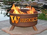 Cheap Patina F249 University of Washington Fire Pit