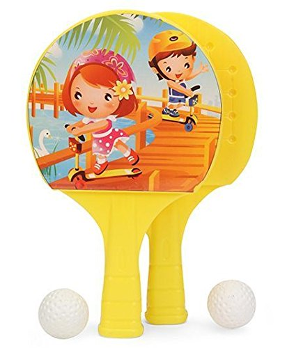 Ratna\u0027s sporty super ch& table tennis set for kids to play the sport indoor and outdoor  sc 1 st  Amazon.in & Buy Ratna\u0027s sporty super champ table tennis set for kids to play the ...
