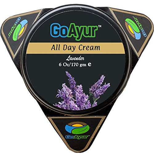 GoAyur-Lavender-Ayurvedic-All-Day-Cream-6-oz-Natural-Moisturising-Herbal-All-Day-Cream-All-Skin-Types-100-Herbal-Actives-Natural-Fragrance