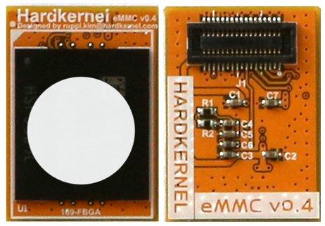 64GB eMMC Module ODROID-XU4 Android