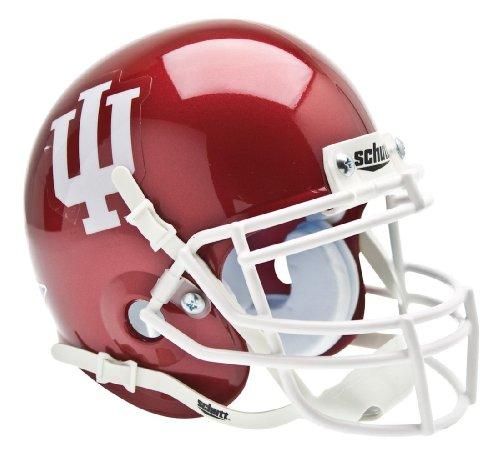 Indiana Hoosiers IU NCAA Schutt Mini Helmet