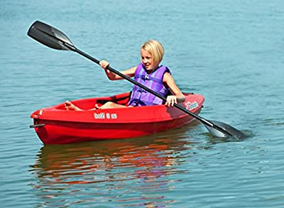 Sun Dolphin Bali ss sit-on-top Kayak, 8-Feet