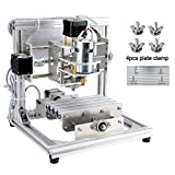 DIY CNC Router Kits 1310 GRBL Control 3 Axis Plastic Acrylic PCB PVC Wood Carving Milling Engraving Machine, XYZ Working Area 130x100x40mm CNC Router Machine By Beauty Star For Sale