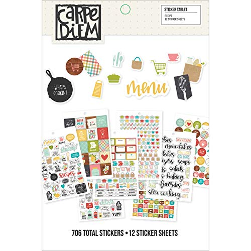 (Simple Stories Recipe Sticker)