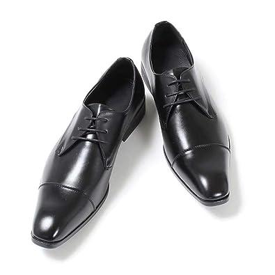 Amazon Sabrina ビジネスシューズ 紳士靴 メンズ 本革 防滑