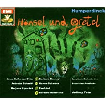 Hansel And Gretel Comp (Ger)