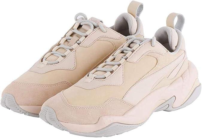 Zapatillas Puma Thunder Deser Natural: Amazon.es: Zapatos y ...