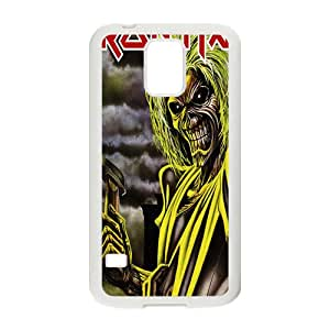 Iron Maiden Stylish High Quality Comstom Protective case cover For Samsung Galaxy S5