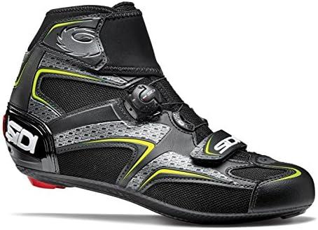 SIDI Zero Gore - Zapatillas de Ciclismo para Hombre, Color Negro y ...