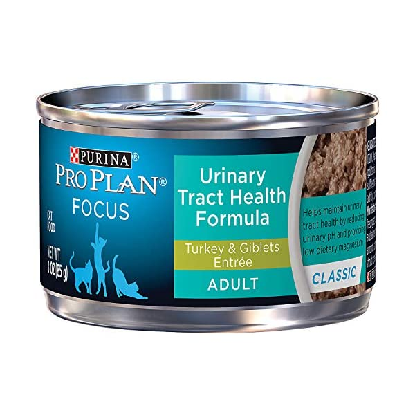 Cat Health Products Purina Pro Plan Focus Urinary Tract Health Adult Canned... [tag]