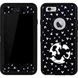 The Mickey Mouse OtterBox Defender iPhone 6 Skin is made from a 3M durable auto-grade vinyl for an ultimate lightweight OtterBox Defender iPhone 6 decal protection without the bulk. Every Skinit Mickey Mouse skin is officially licensed by Disney for ...
