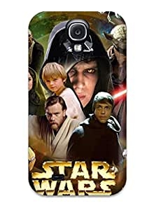 Cheap 9325493K80828019 High-quality Durability Case For Galaxy S4(star Wars)