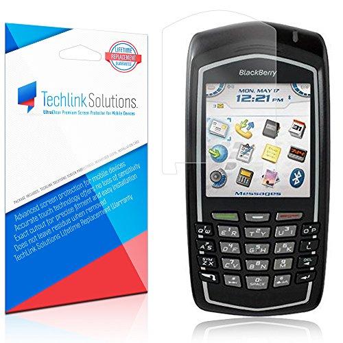 Blackberry 7130e Leather Case - 8