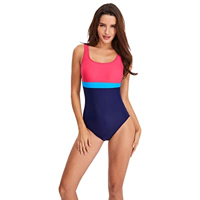 Zoye Chen One Piece Swimsuits for Women Beach Sexy Bikini Training Swimwear Bathing Suit at Amazon Women's Clothing store