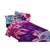 My Little Pony The Stars Are Out Reversible Twin Comforter