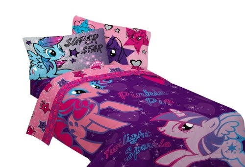 hasbro-my-little-pony-the-stars-are-out-sheet-set-twin