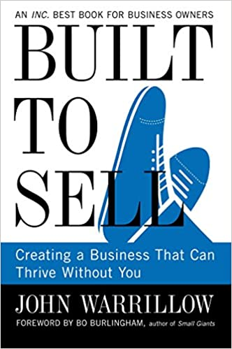 Built To Sell John Warrillow Pdf