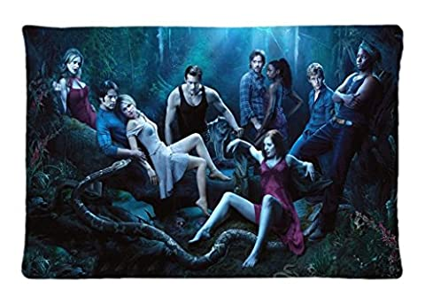 Turui Durable Gift True Blood Season HOT New 50% cotton, 50% polyester Rectangle Pillow case (True Blood Gifts)