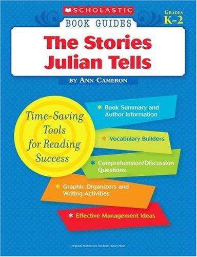 Stories Julian Tells (Scholastic Book Guides) pdf