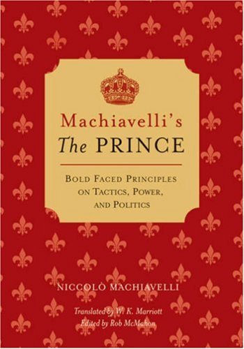 machiavellian principle How to understand machiavellianism machiavellianism is a political theory and one of the dark triad of personality traits, in psychology, based on the teachings of.