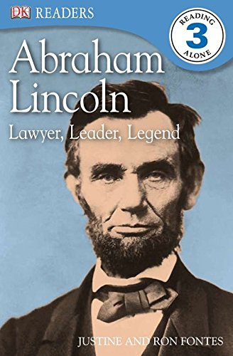 Download DK Readers L3: Abraham Lincoln: Lawyer, Leader, Legend pdf