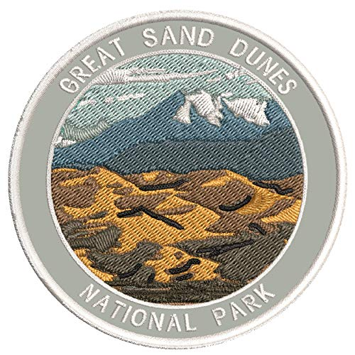 Explore Great Sand Dunes National Park 3.5