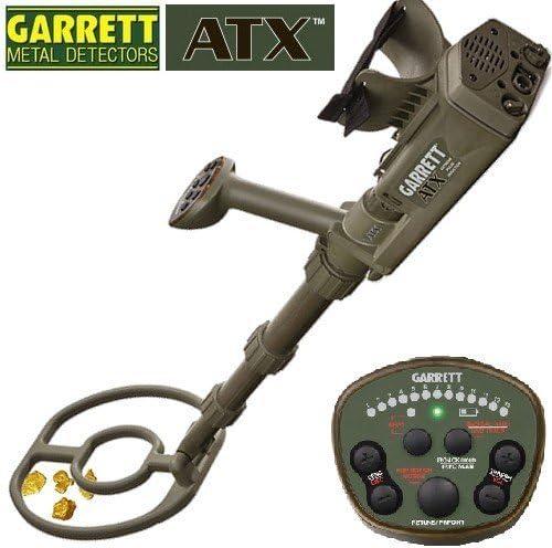 Garrett – Detector de metales ATX para buscar oro, tecnología de ...