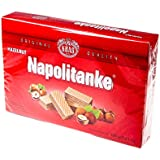 Napolitanke Hazelnut Wafers 330g/11.6oz