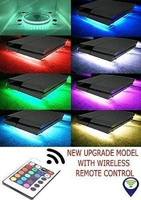 RGB USB Diseño Enfriador Ventilador De Refrigeración Pad y mini ...