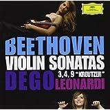 Violin Sonatas 3,4,9 Sonata Kreutzer
