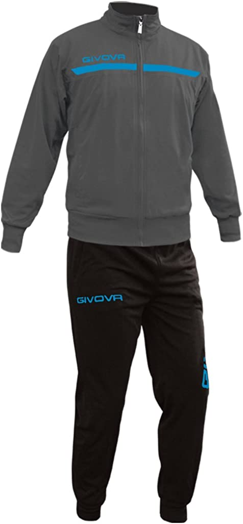 givova One Full Zip Chándal, Unisex Adulto