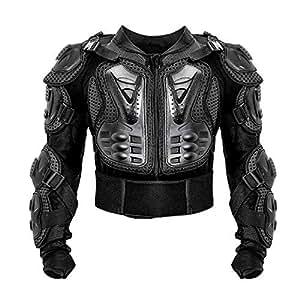 Amazon.com: Chaqueta protectora para motocicleta, cuerpo ...
