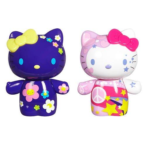 Jakks Pacific Hello Kitty Urban Vinyl Figure Set