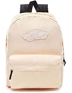 Vans Realm Backpack Mochila Tipo Casual, 42 cm, 22 Liters, Naranja (Bleached