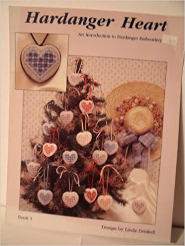 Read Hardanger Heart - An Introduction to Hardanger Embroidery PDF, azw (Kindle), ePub