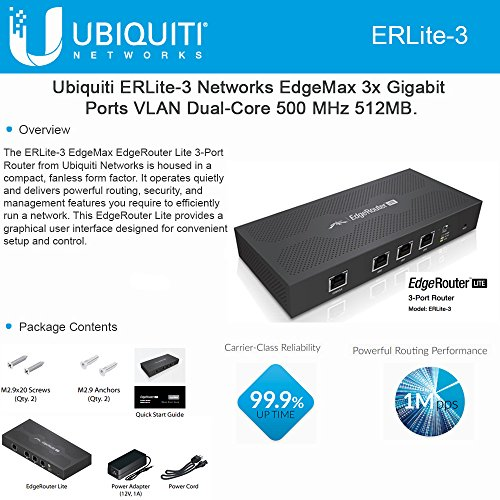 The 12 best ubiquiti edgerouter lite | Top rated Techs