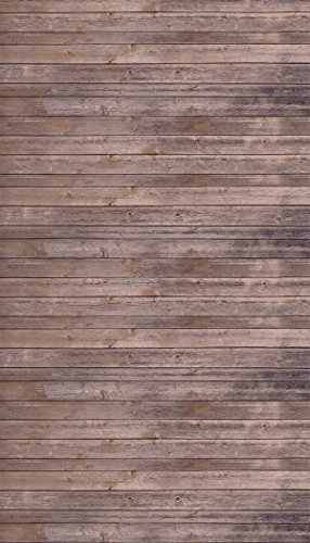 (Ella Bella Photography Backdrop Paper, Sable Wood, 48