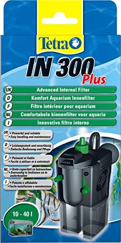 Tetra IN 300 plus Filtro interior para la filtración mecánica, biológica y química
