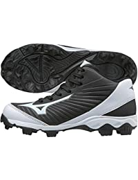 Kids' 9-Spike Advanced Franchise 9 Molded Youth Cleat-Mid Baseball Shoe