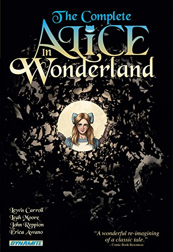 Executed ALICE IN WONDERLAND HC