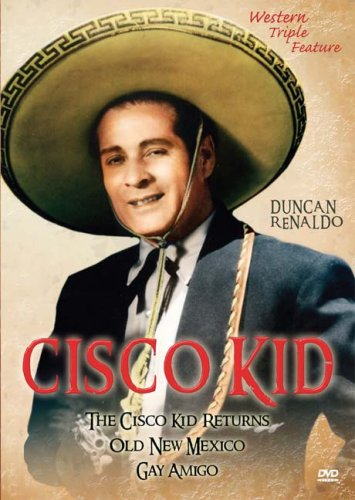 Cisco Kid: Western Triple Feature by VCI ENTERTAINMENT