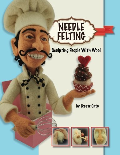 Needle Felting: Sculpting People With -