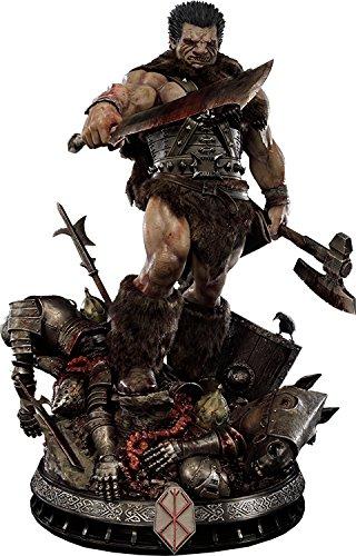 不死のゾッド 人間体 「ベルセルク」 アルティメットプレミアムマスターライン ポリストーン製スタチュー