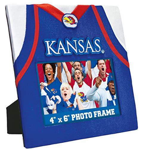 (MasterPieces NCAA Kansas Jayhawks Uniformed Frame)