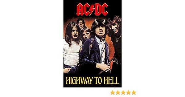 empireposter 717962 AC/DC – Highway To Hell – Póster de música ...