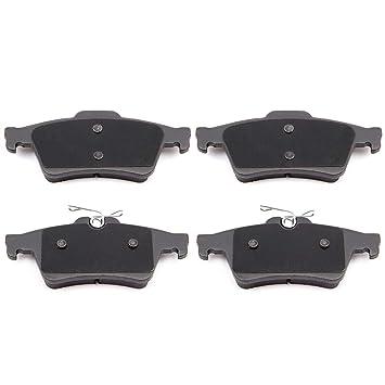 REAR Ceramic Brake Pads Fits  10-11 Jaguar XF