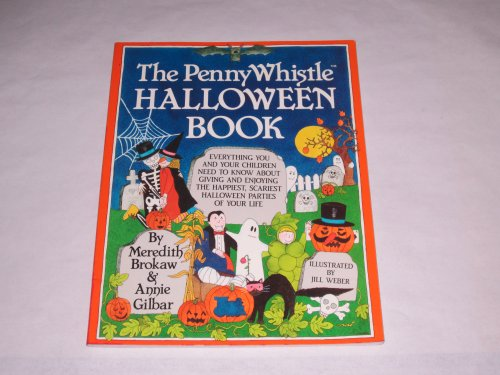 The Penny Whistle Halloween Party Book