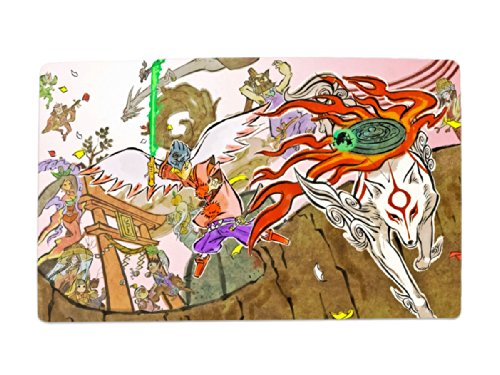 Price comparison product image A Wide Variety of Ookami Okami Game Desk & Mouse Pad Table Play Mat (Okami 2)