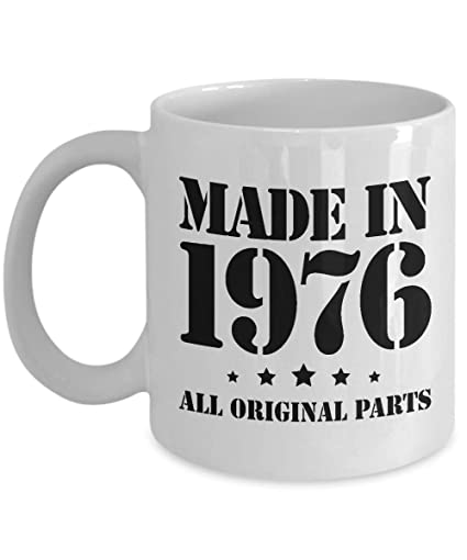 Amazon Com 42nd Birthday Gifts For Him Made In 1976 Happy 42