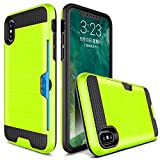 Best Berry Accessory(TM) iPhone 4 Cases - iPhone X Case,Berry Accessory Dual Layer Hard Silicone Review